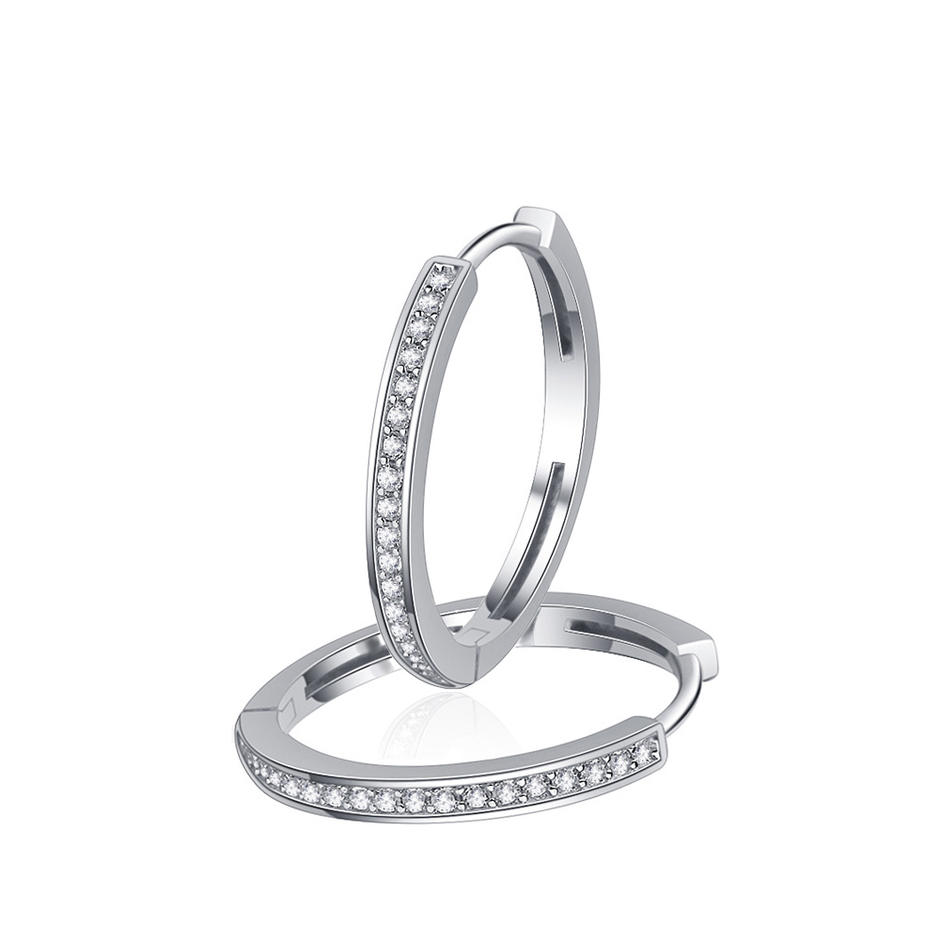 Wholesale Latest Design Jewelry 925 Sterling Silver Earring Back