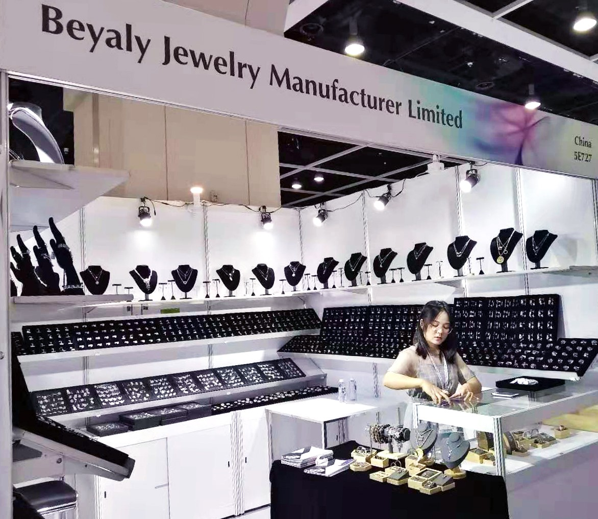 news-2019 HK Jewelry GEM Fair-BEYALY-img