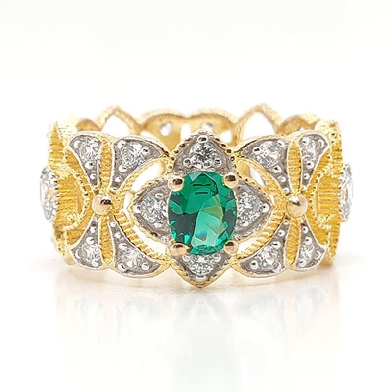 china crown shaped ring manufacturer for women
