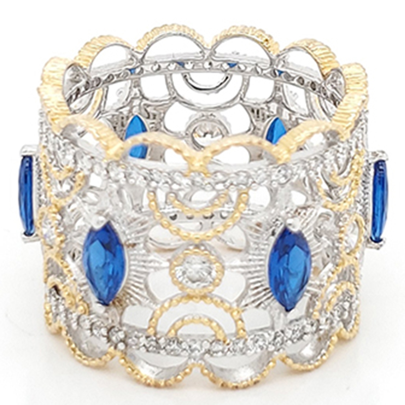 china princess crown ring oem for wedding-fashion jewelry wholesale-circle earring-stainless steel r