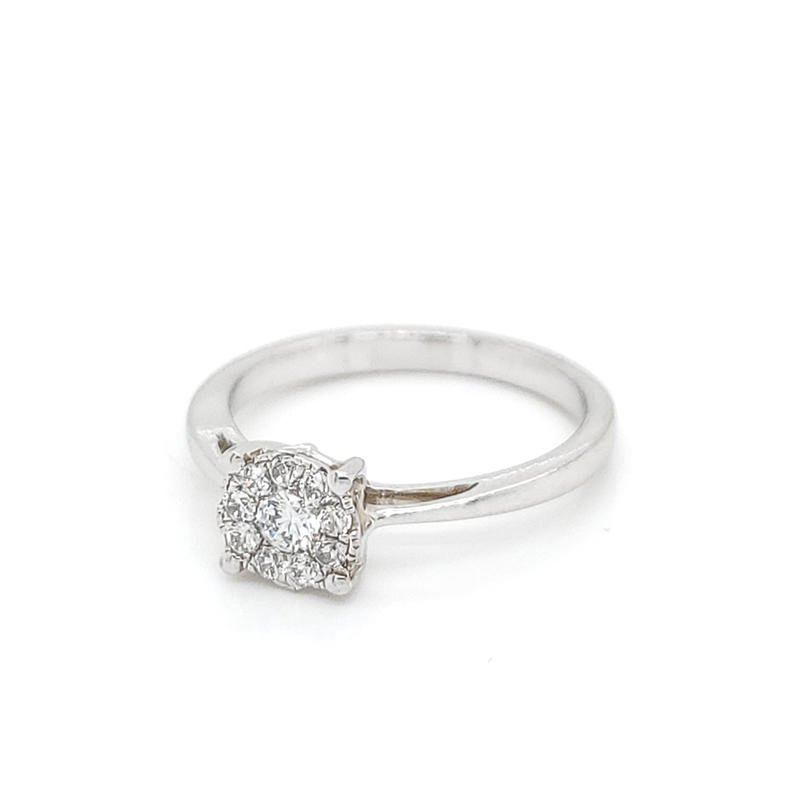 product-custom wholesale white gold wedding rings for men and women-BEYALY-img-1