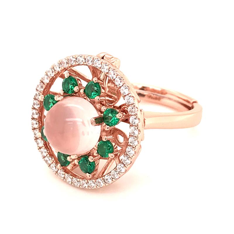 application-BEYALY zircon stone jewellery promotion for women-BEYALY-img