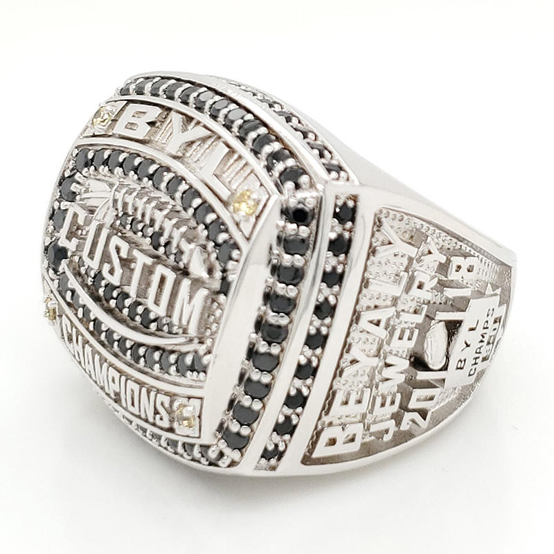 Factory supply hot sale men's custom world champions ring