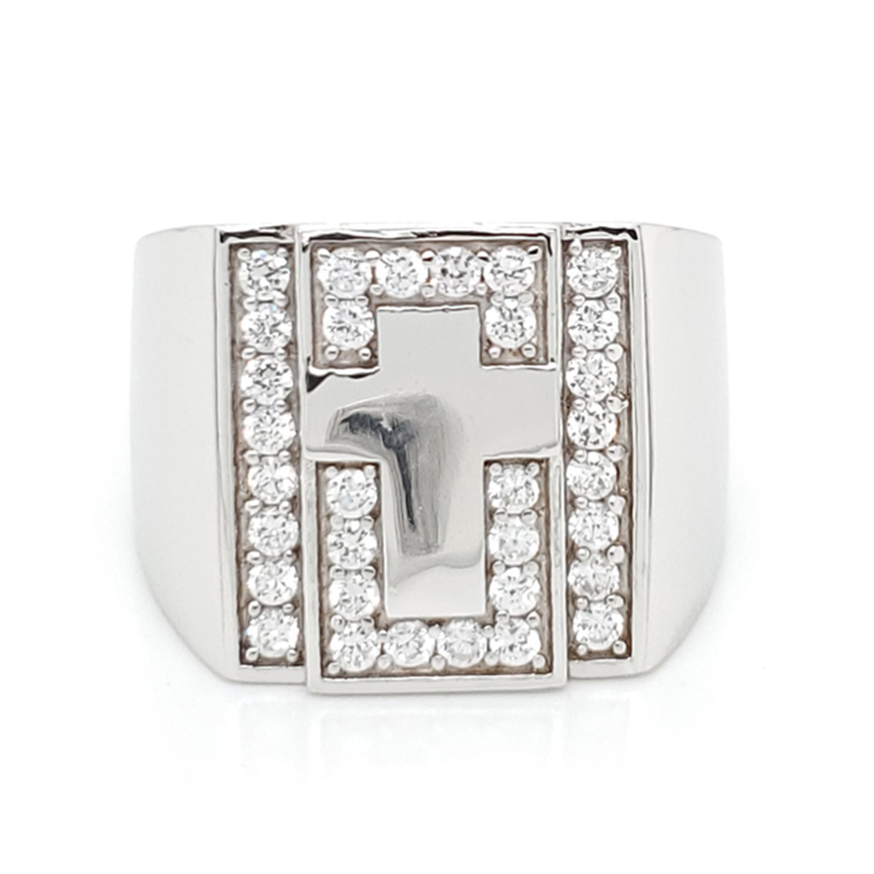 BEYALY brown sterling silver ring sets for women-BEYALY-img