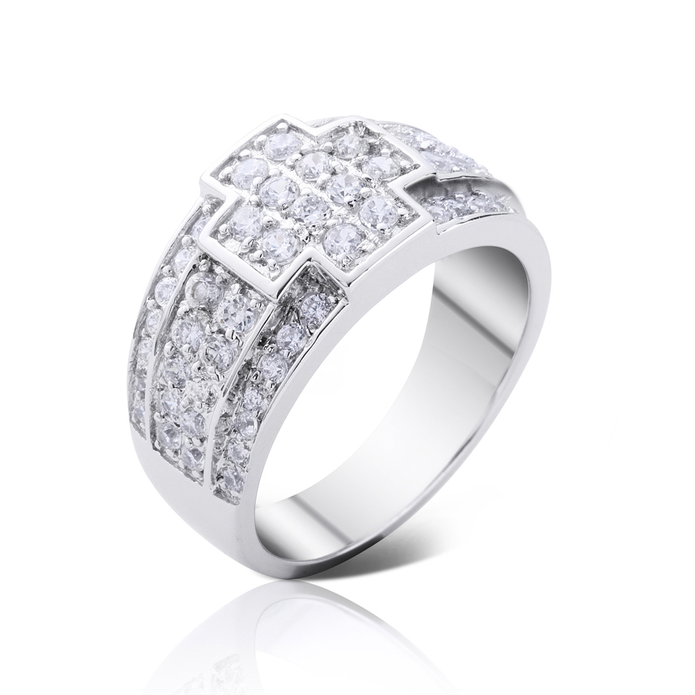 Best sterling silver ring ring manufacturers for women-1