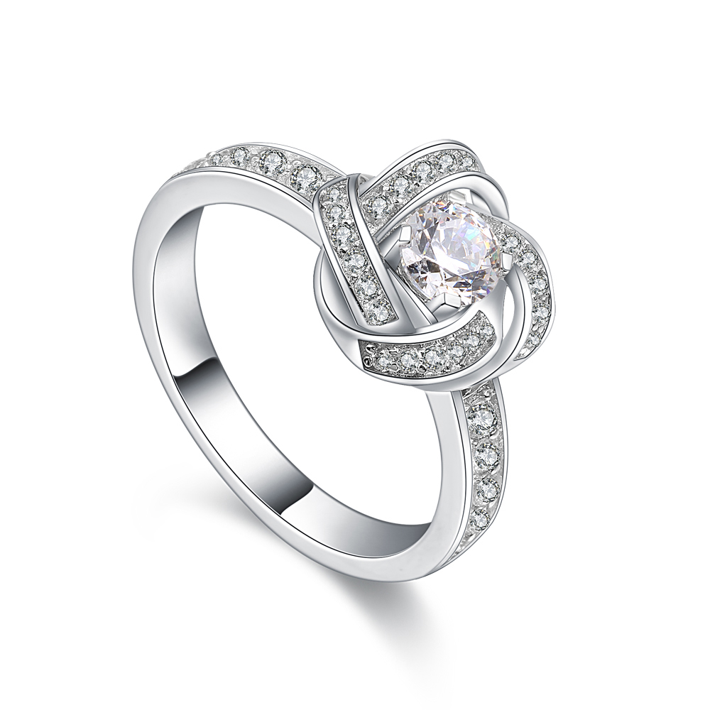 BEYALY aaa popular engagement ring settings factory for daily life-1
