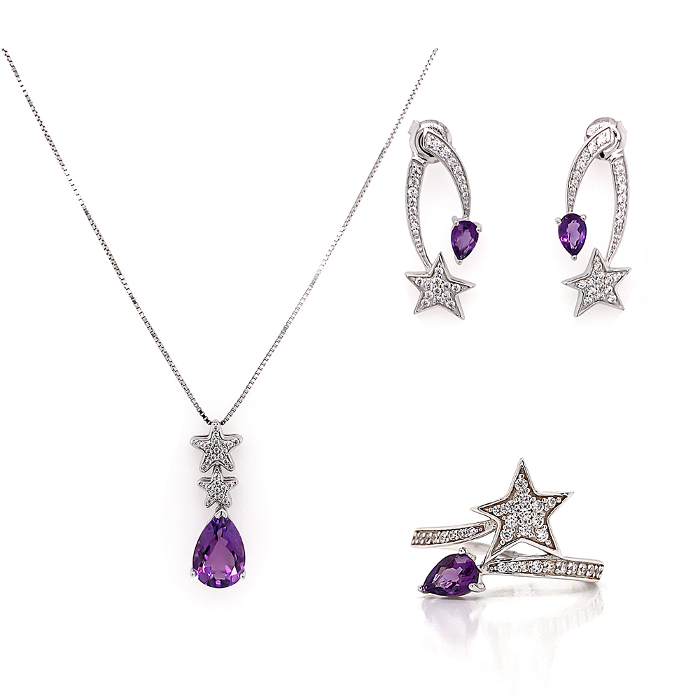 womens necklace and earring set manufacturers for ceremony-1