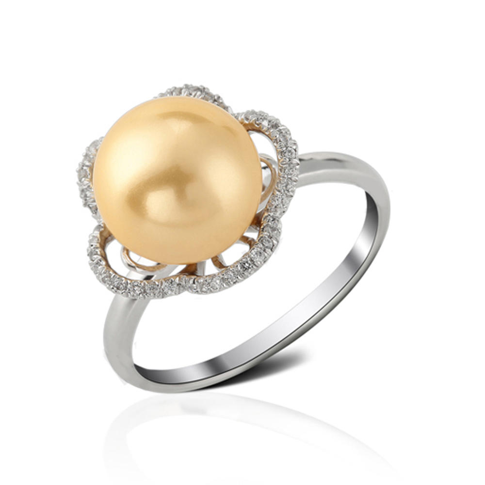 Elegant design peal ring