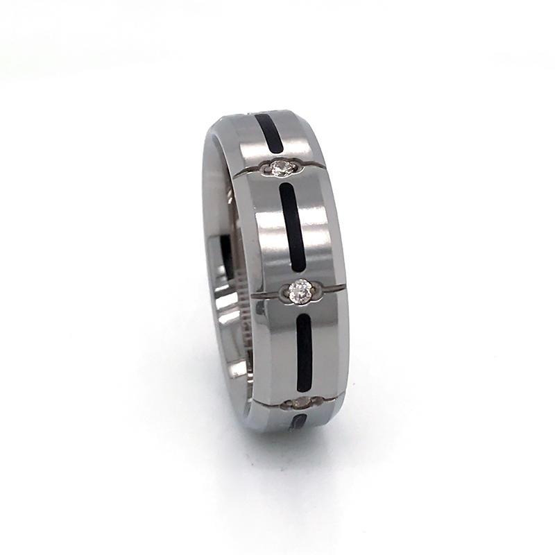product-BEYALY-simple but nice design wholesale titanium ring engagement band-img