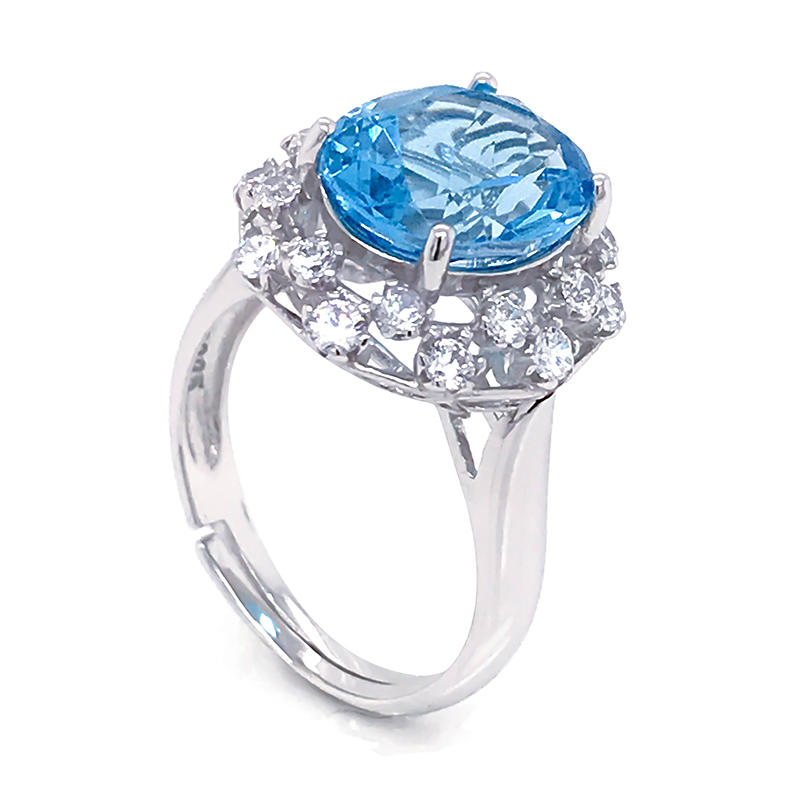 Hot sale 925 sterling silver Jewellery ring