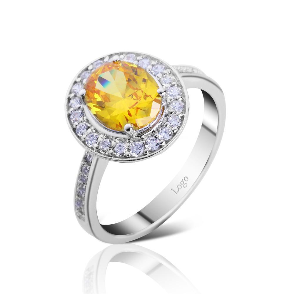 product-BEYALY-Blue zircon Wedding Silver 925 Rings design-img