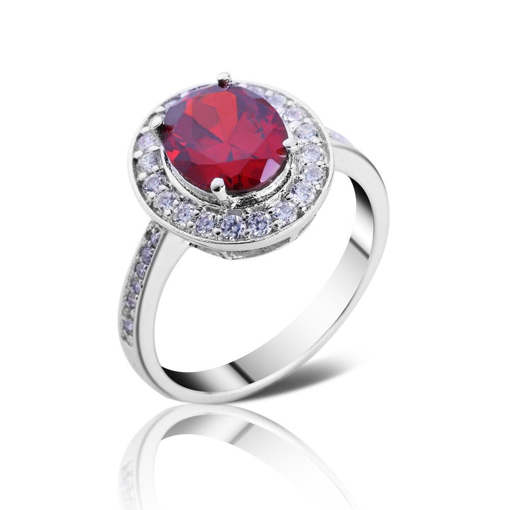 product-Blue zircon Wedding Silver 925 Rings design-BEYALY-img-1
