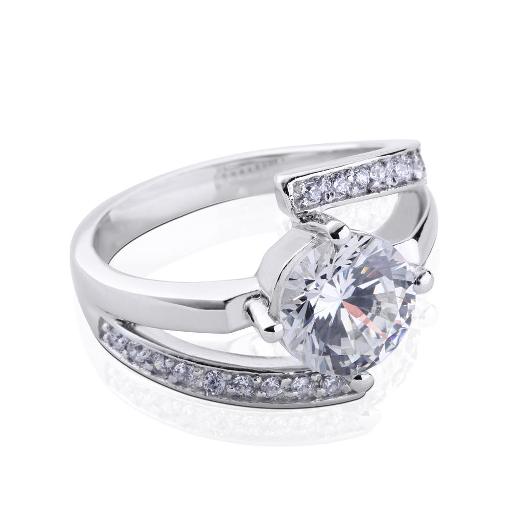 product-BEYALY-AAA cubic zircon girls white gold plating engagement rings-img