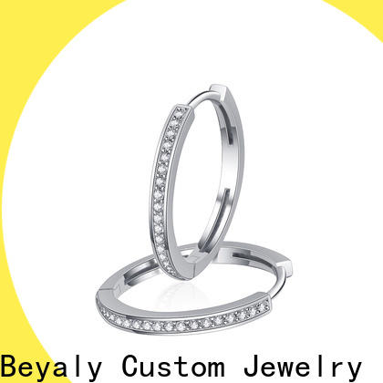 BEYALY Top cubic zirconia earrings factory for women