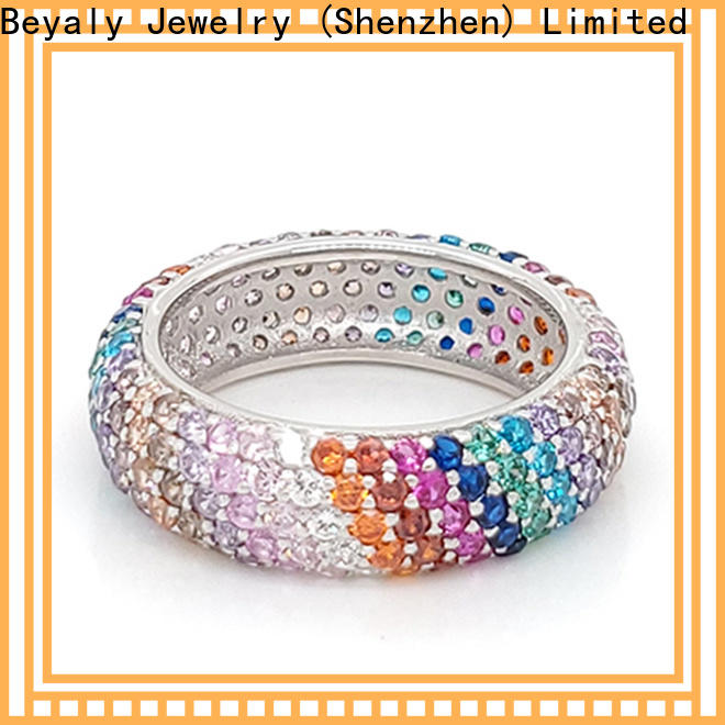 BEYALY customized the best wedding rings designs Suppliers for women