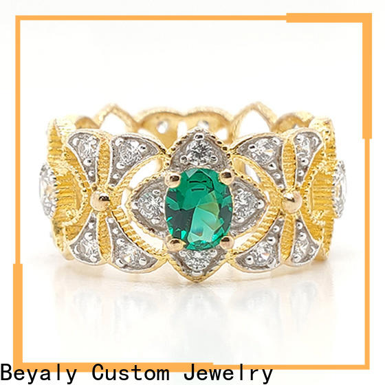 BEYALY Latest crown ring price factory for men