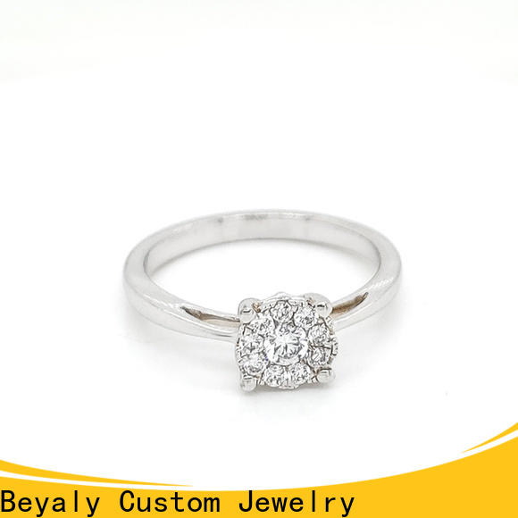BEYALY bulk best engagement ring bands for business for wedding