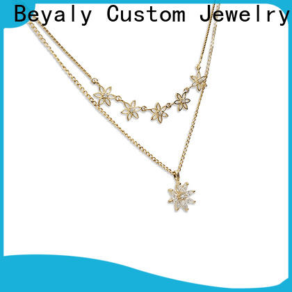 Wholesale jewelry necklace chain dog for girls