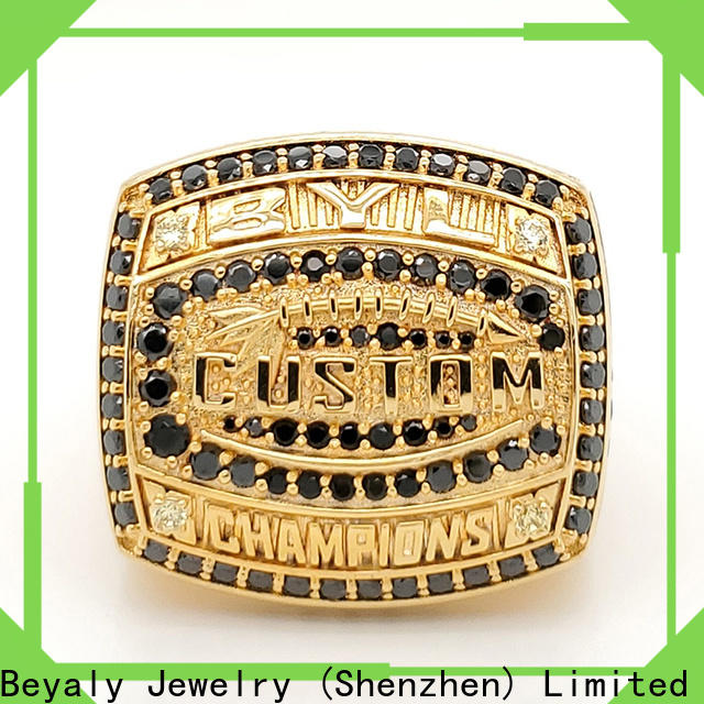 BEYALY packers warriors championship ring cost manufacturers for athlete