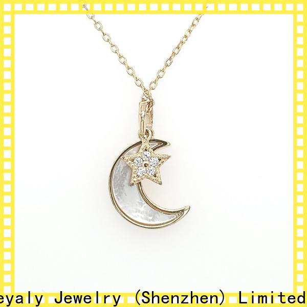 BEYALY unique silver chains womens manufacturers