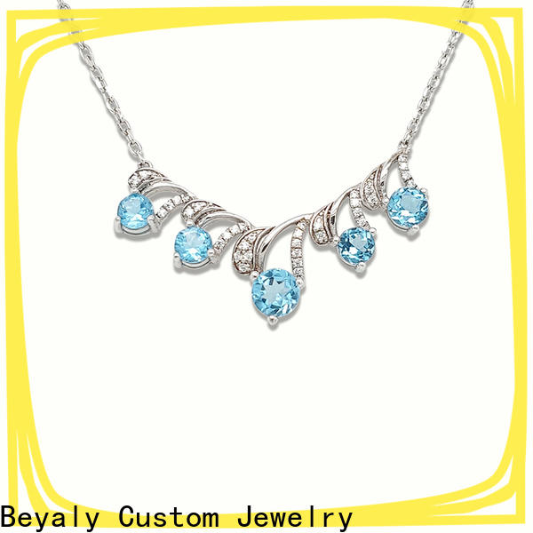 BEYALY female necklace chain Suppliers for women
