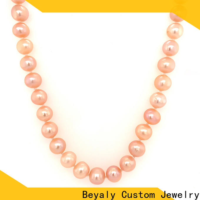 BEYALY design initial jewelry for girls