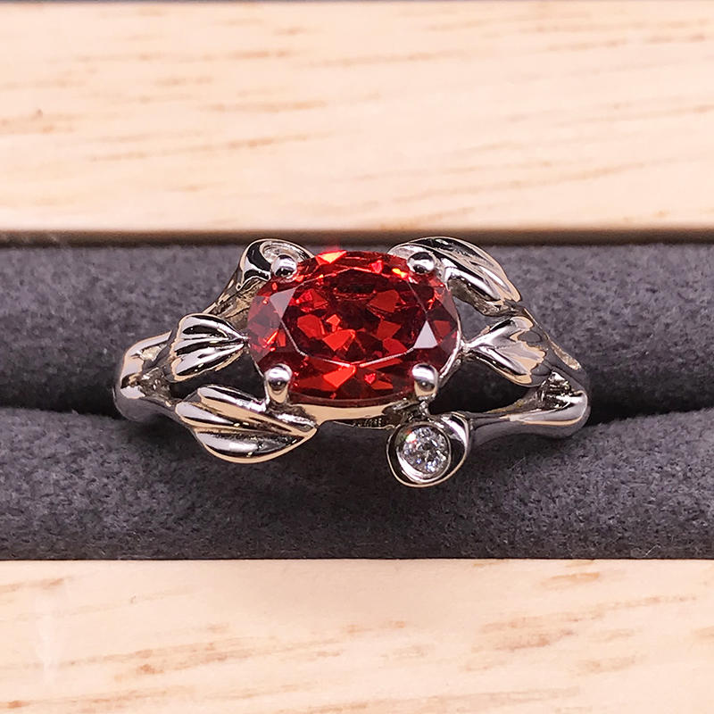 product-2020 Trends Stone 925 Silver Bamboo Design Rings-BEYALY-img-1