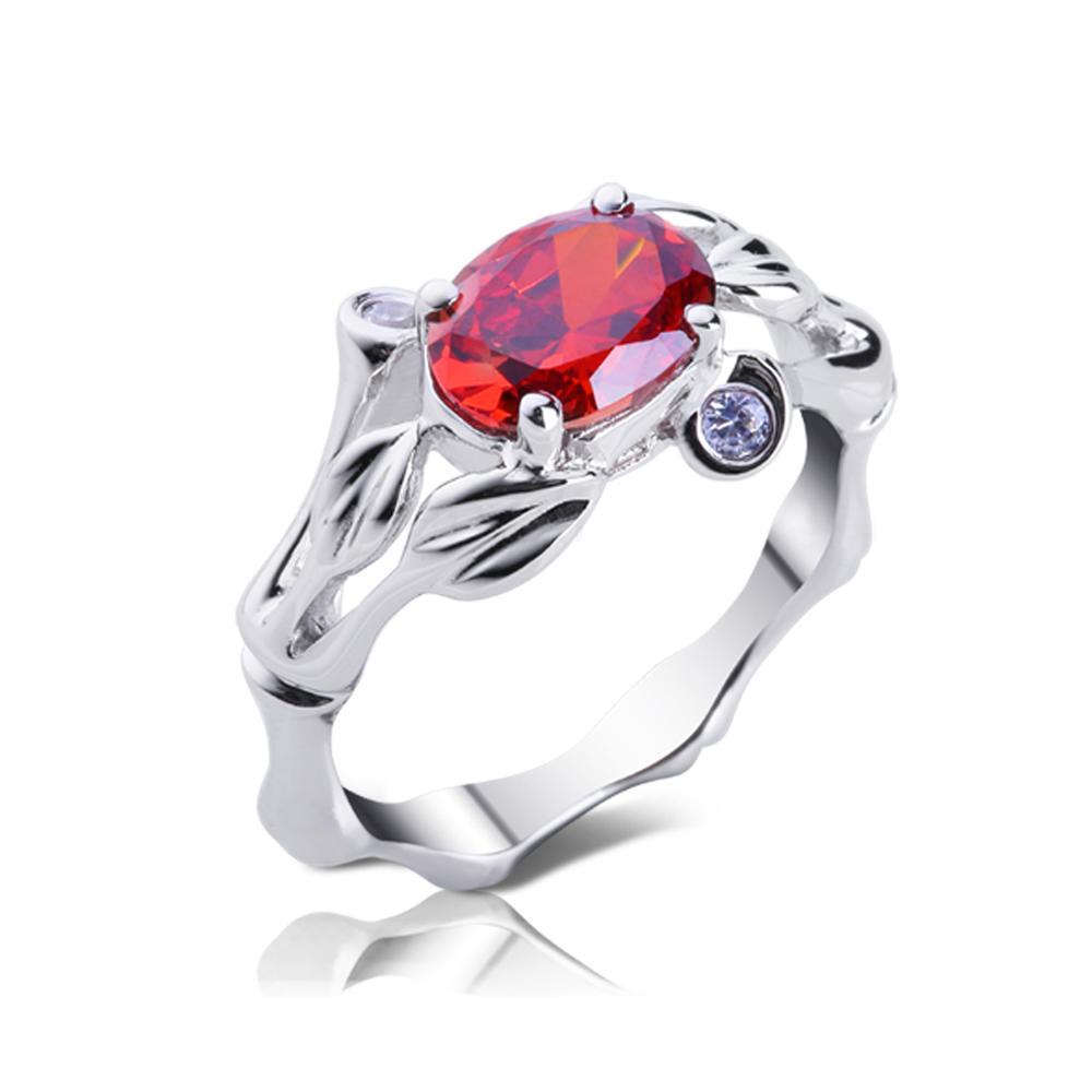 product-BEYALY-2020 Trends Stone 925 Silver Bamboo Design Rings-img
