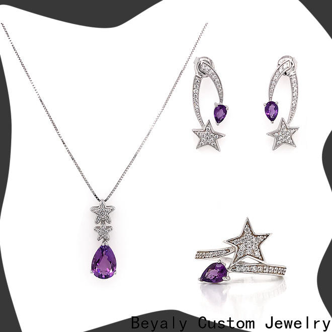 womens necklace and earring set manufacturers for ceremony