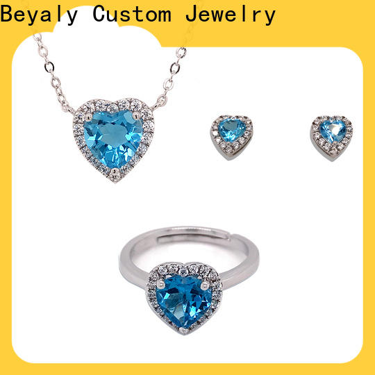 BEYALY jewellery set for wedding Supply for ceremony