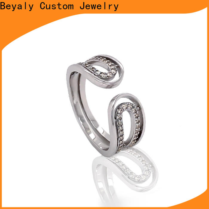 BEYALY sell most popular wedding ring settings Supply for women