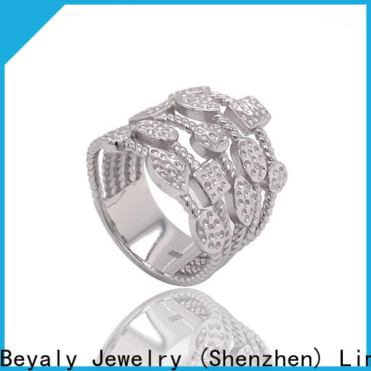 BEYALY design popular wedding ring designs for business for men