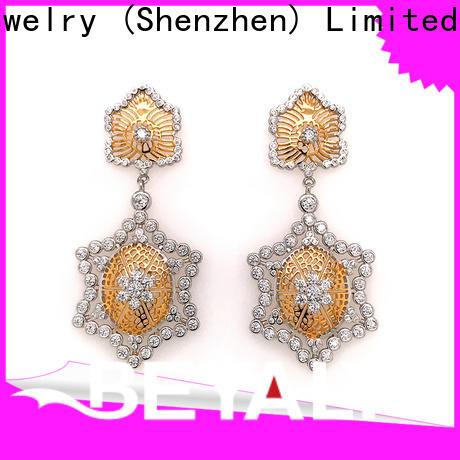 BEYALY aaa cz stud earrings Suppliers for women