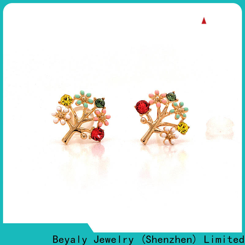 BEYALY aaa buy dangle earrings manufacturers for advertising promotion