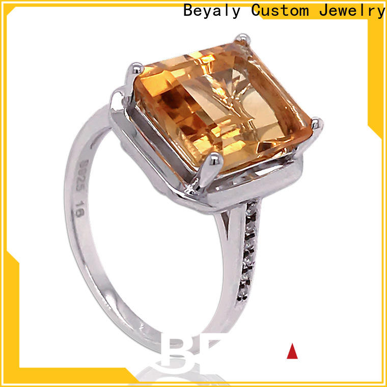 BEYALY Best top 10 most beautiful engagement rings Supply for men