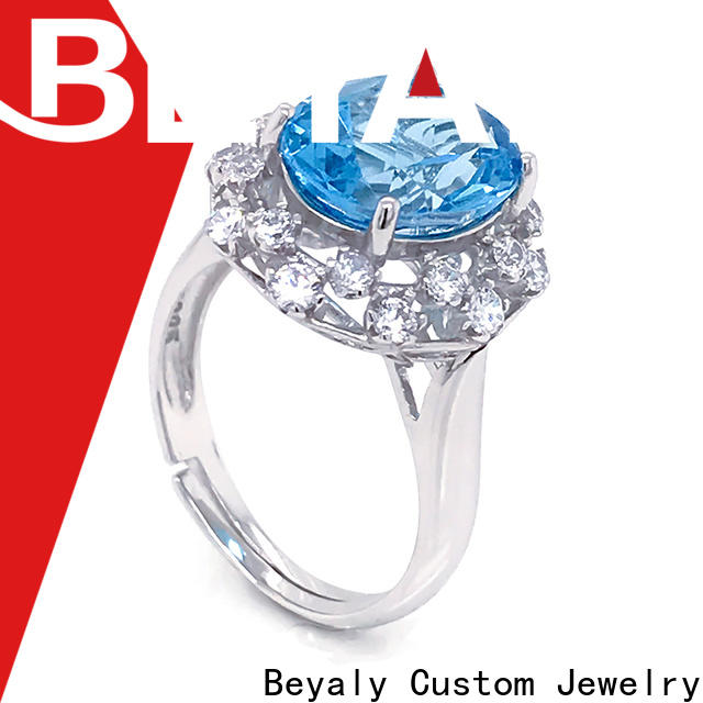 Wholesale most popular engagement ring settings plating company for wedding