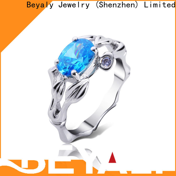 BEYALY promise current wedding ring styles company for daily life