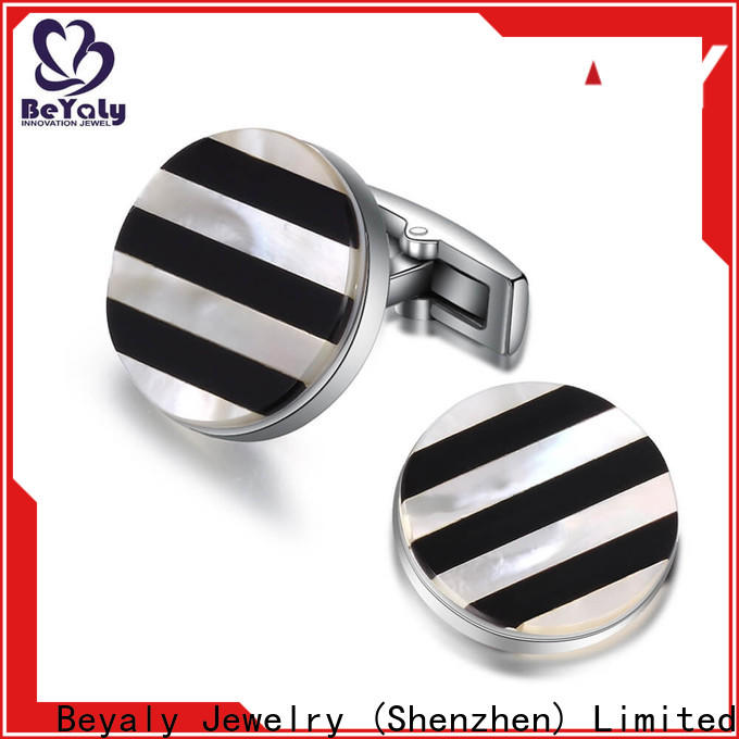 BEYALY unique purdue cufflinks Supply for party