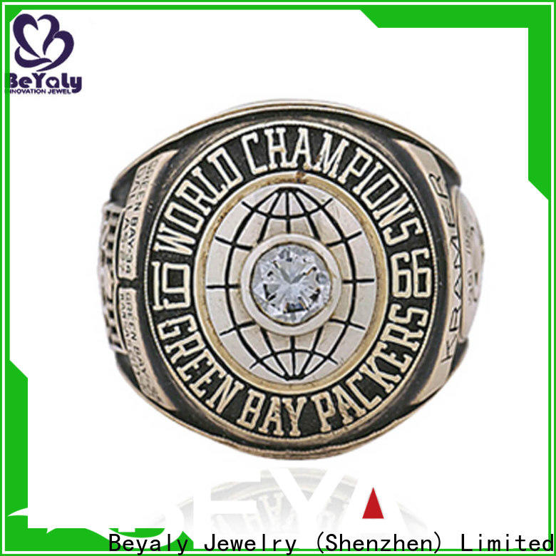 BEYALY Top cheap football championship rings Supply for player