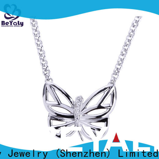 BEYALY totem silver chains womens for girls