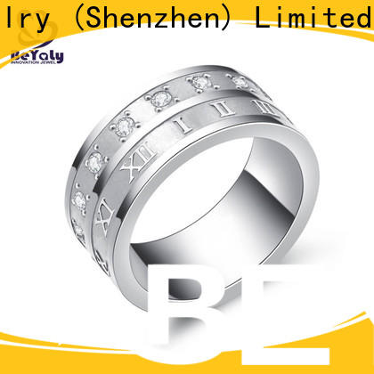BEYALY gold top diamond engagement ring designers for business for men