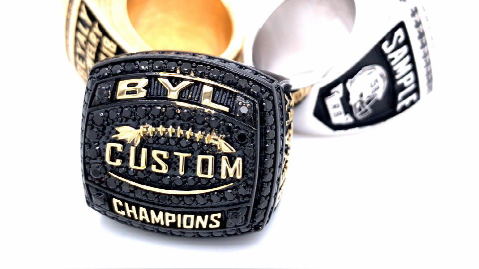 Nice custom championship ring from beyaly