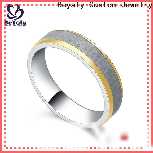 BEYALY edge most sought after engagement rings Supply for men