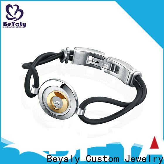High-quality rose gold bracelets and bangles open factory for business gift