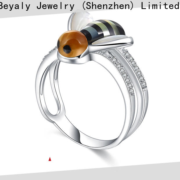 BEYALY Latest top ten engagement ring designers Supply for women