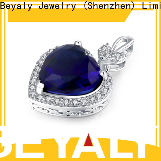 BEYALY pendants 18 carat gold charm bracelet Supply for girls