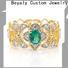 BEYALY princess crown ring size 11 for men