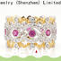 BEYALY rose gold my princess tiara ring company for daily life