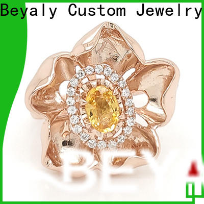 BEYALY jewelry popular diamond engagement rings for business for men