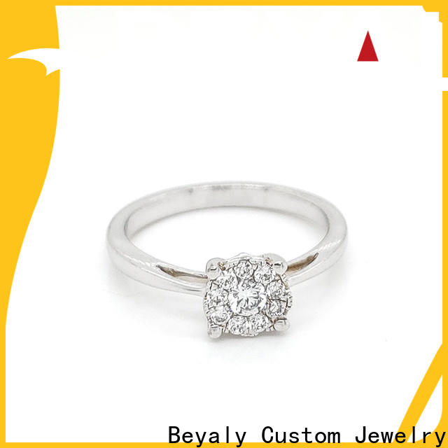 BEYALY promise top diamond engagement ring designers company for wedding
